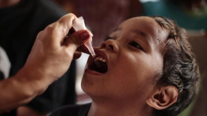 Filipino bishop pleads for vaccines after polio outbreak