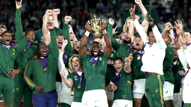 South Africa rugby captain 