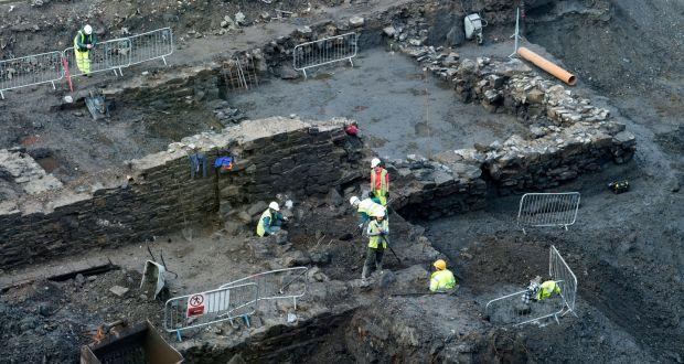 Penal church ruins found at Apollo House site