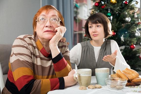 A drama-free Christmas