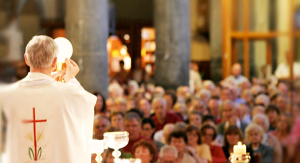 Mass is not an optional extra, for Catholics it is central