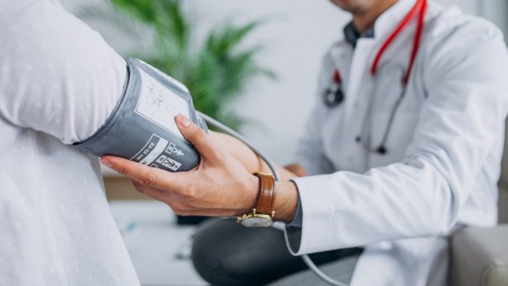 Dangers of unchecked high blood pressure