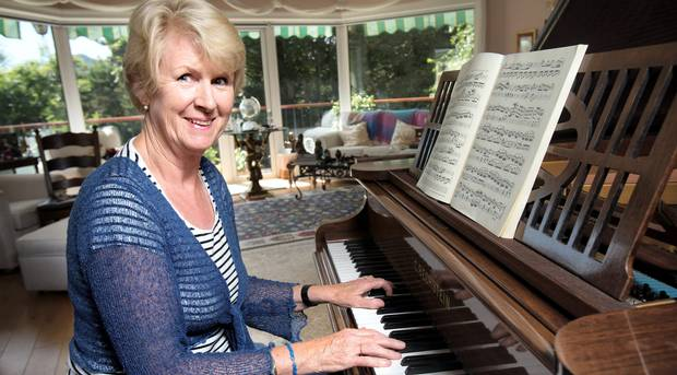 NCH resounds to a joyous celebration for Veronica McSwiney