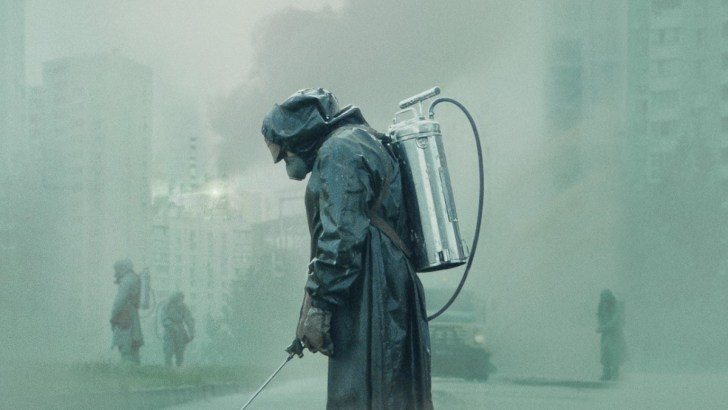 Poor Christmas fare brought home the horror of Chernobyl