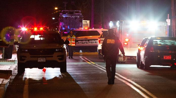 Five people stabbed in rabbi's house during Hanukkah celebrations