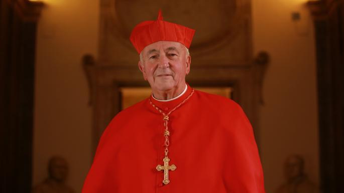English cardinal condemns anti-Semitic vandalism in London
