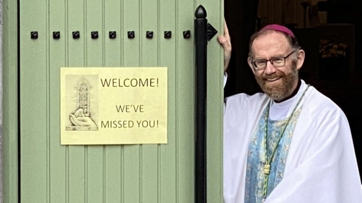 Small rural churches face closure due to pandemic and depopulation