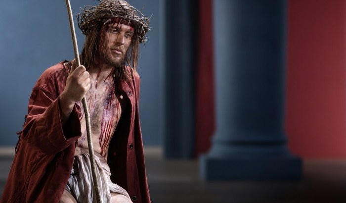 Oberammergau: sacred drama a gift of the plague