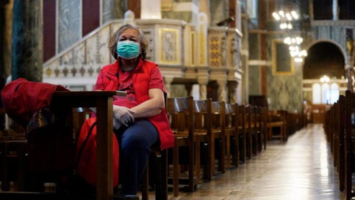 Parishes' relief over end to red tape