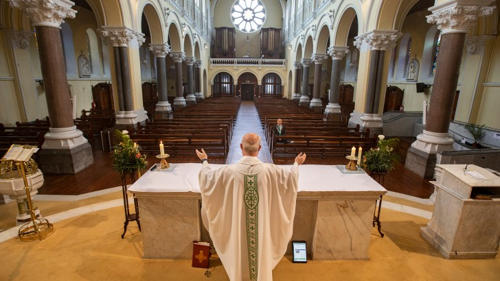 Financial pressures sees massive departure of Dublin diocesan staff