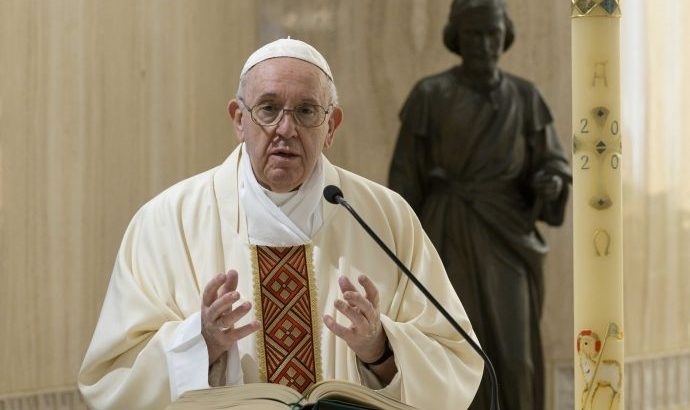 Pope will have to face perplexities of reform – sooner or later