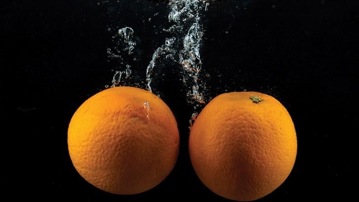 Daft densities and floating oranges