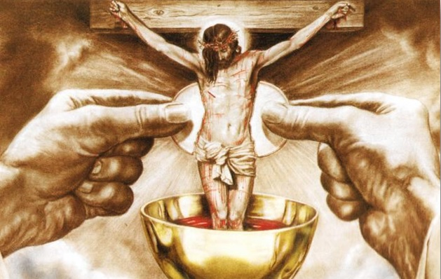 The bread of the Eucharist for the life of the world