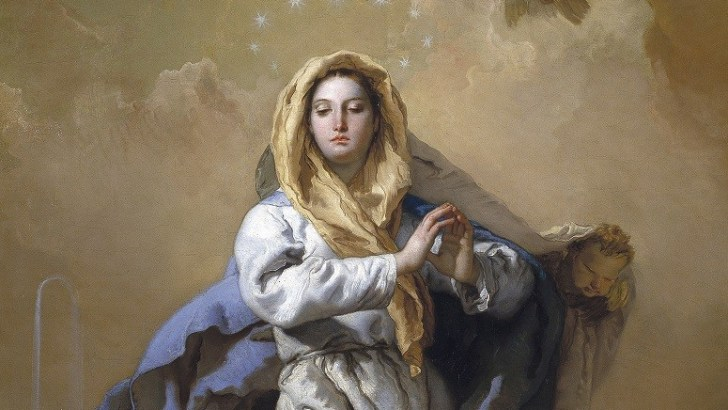 What is the Doctrine of Mary's Immaculate Conception about?