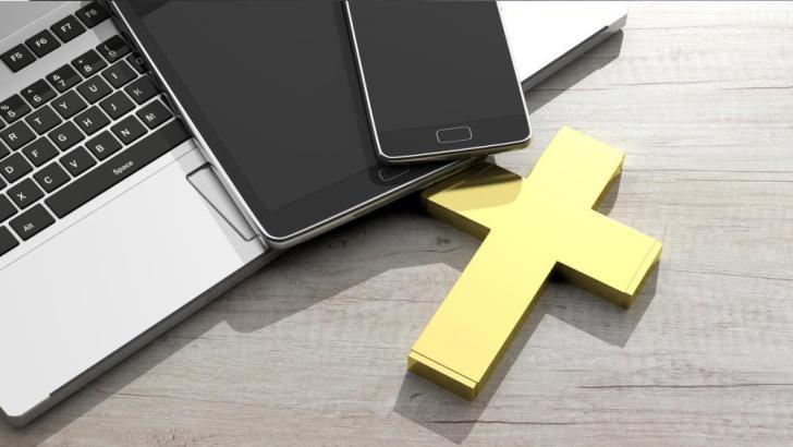 The digital parish emerges