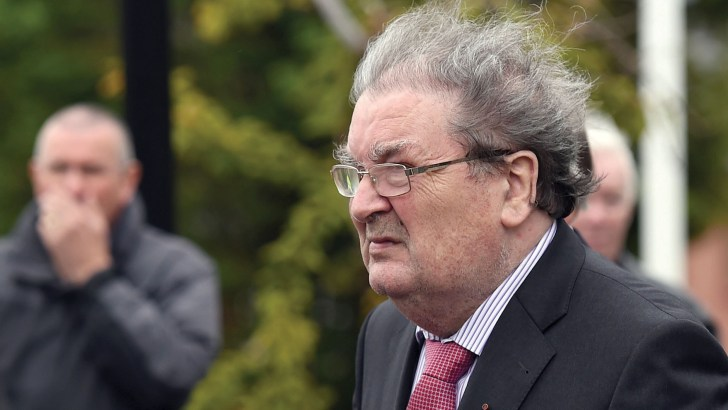 Tributes pour in for late John Hume