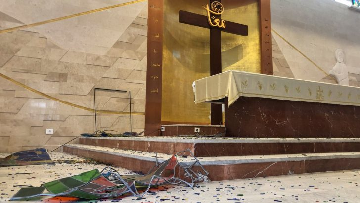 Beirut blast highlights a country in turmoil