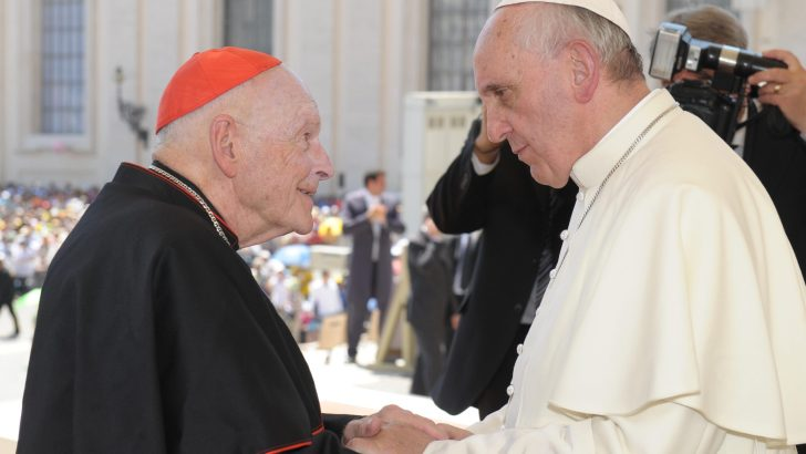 Vatican report reveals little serious investigation of McCarrick rumours