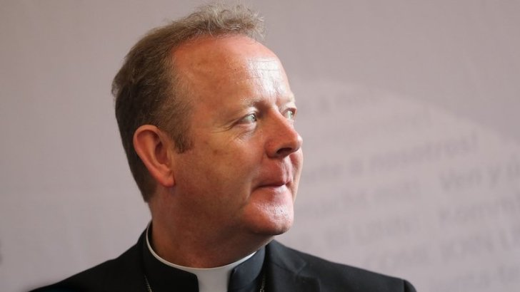 Archbishop questions why people can buy alcohol, but not go to church