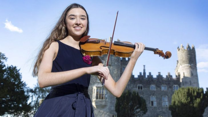 Young musicians show there is a bright future