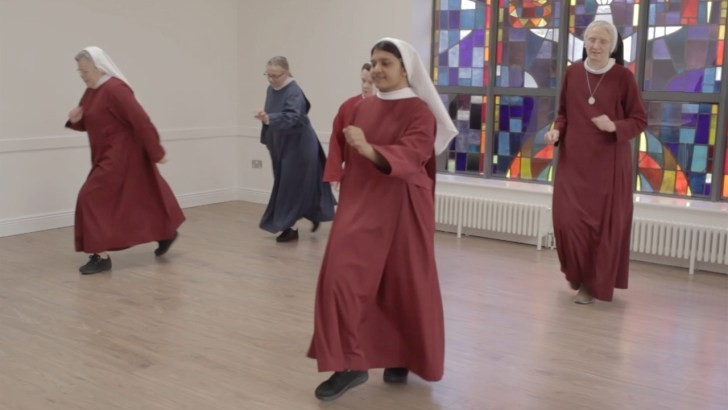 Red nuns latest to take up Jerusalema challenge