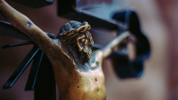There was no pain from which Jesus was spared