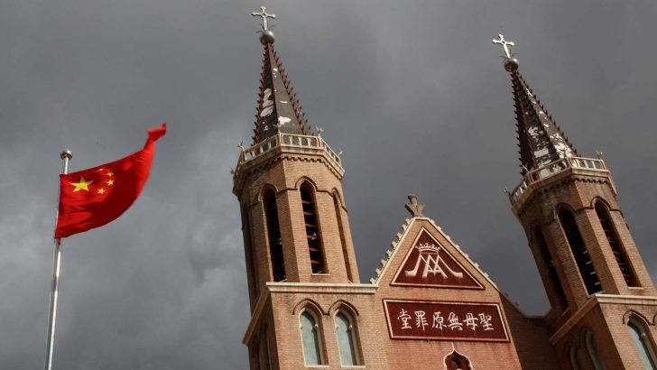 D-Day looms for Vatican relations with China