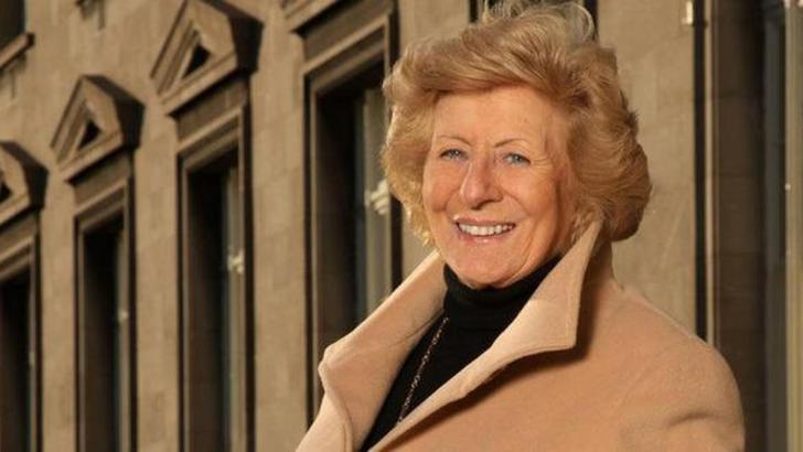 Farewell dear Ronnie…a great woman has gone