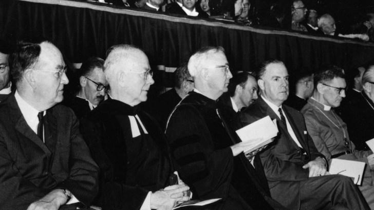 Ecumenism helped shape the face of modern Ireland