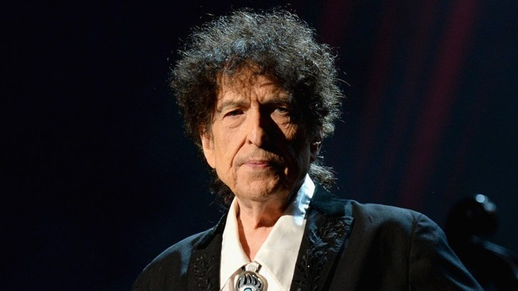 Times are a-changing for Bob Dylan