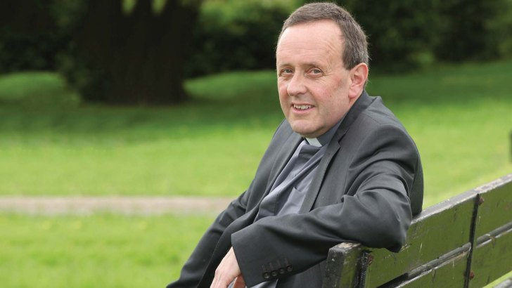 New bishop of Ferns 'daunted' but eager to get started