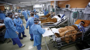 Hospital diary of a grateful priest