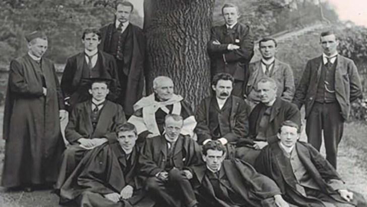How his Dublin university shaped the mind of Joyce