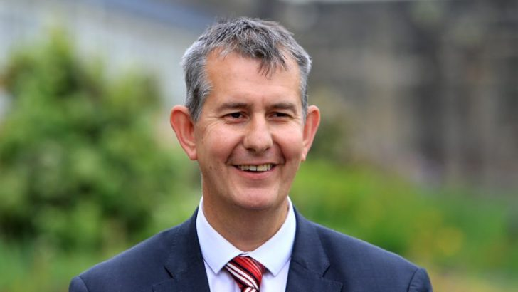 Edwin Poots' refusal to say whether he would attend Mass dubbed 'regressive'