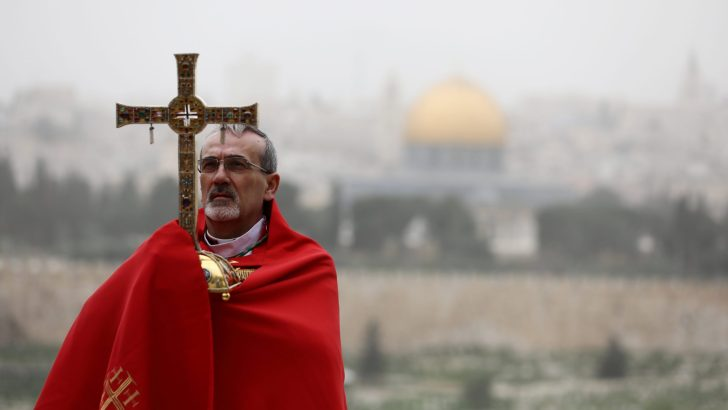 Catholic bishops to consecrate Middle East to the Holy Family