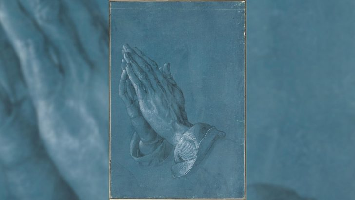 Touching the Lord in faith