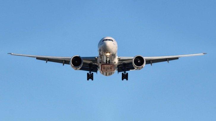 Passengers take flight at Irish airports