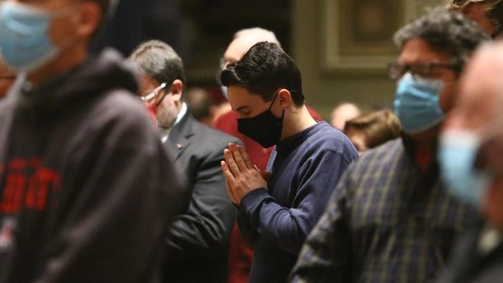 Church return faster than gyms, pubs and restaurants, says ESRI