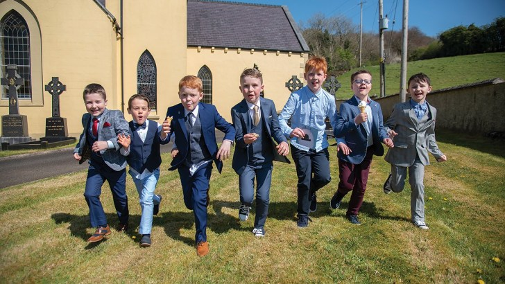 To allow or not to allow First Holy Communion and Confirmation again?