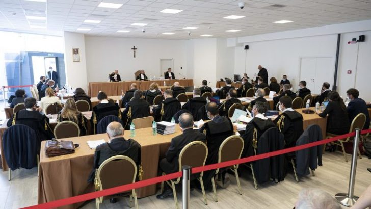 Day 1 of Vatican mega-trial begs question: Are prosecutors, judges out of their depth?