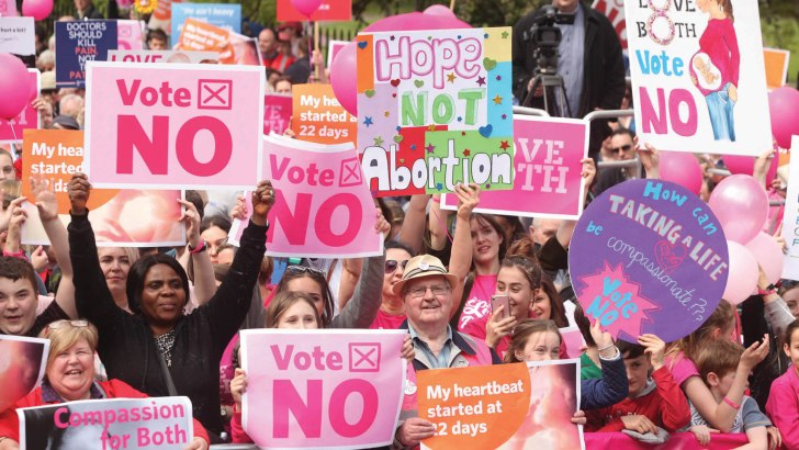The real story behind the repeal of the Eighth Amendment