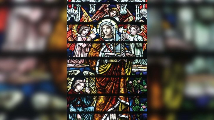 Bright images of faith and art: Ireland's glorious heritage of stained glass
