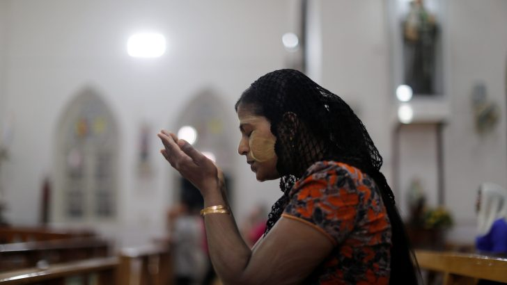 Human rights activist: Myanmar's Christians are suffering amid crackdown