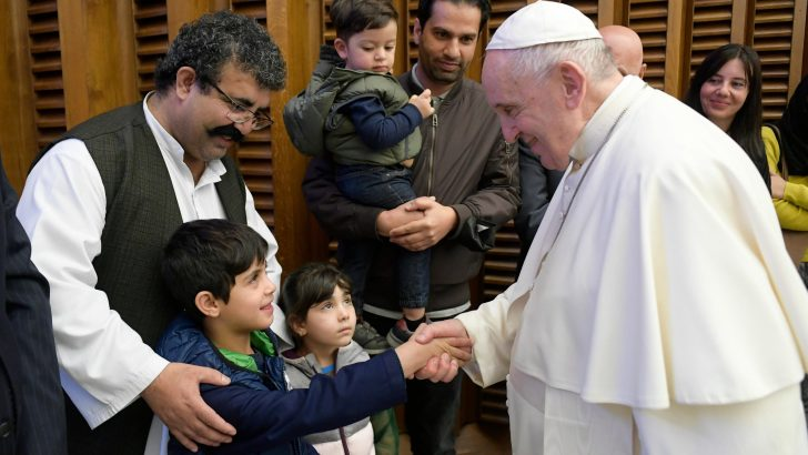Church must respect other cultures not impose itself says Pope
