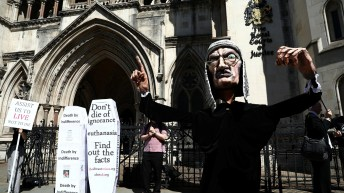 English assisted suicide bill not put to vote in House of Lords