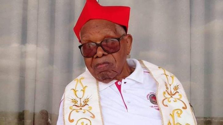 First Mozambique-born cardinal dies at age of 97