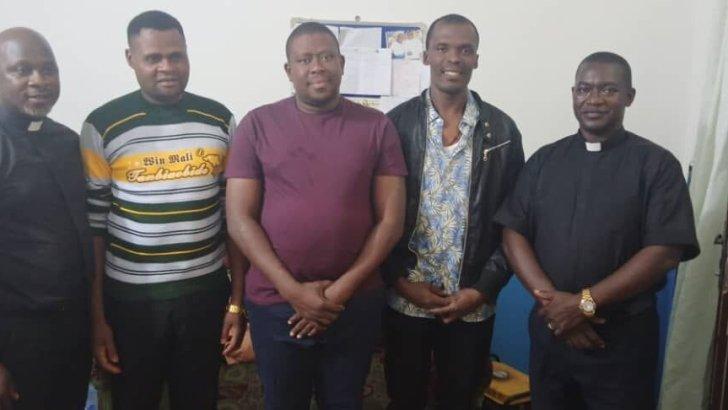 Abducted Nigerian seminarians released