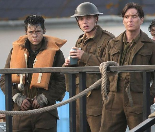 Still From The Highly Anticipated Movie Dunkirk