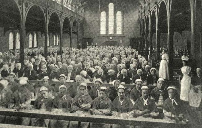 A Day In The Life Of A Dublin Workhouse Irishcentral Com