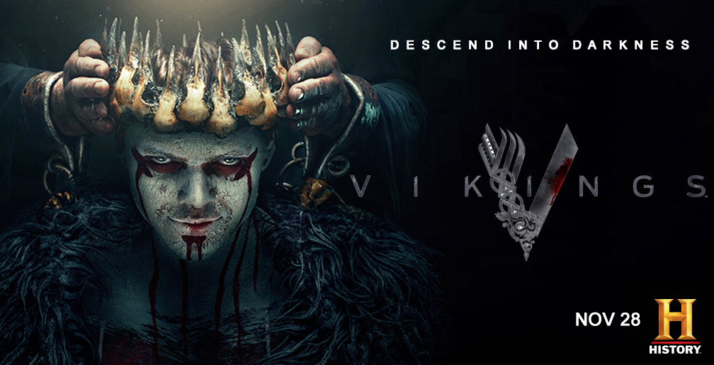 """43f07ced TV Review: """"Vikings: Season 5"""" Returns With Battles ..."""